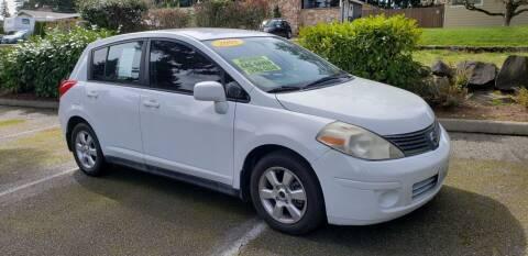 2008 Nissan Versa for sale at Seattle Motorsports in Shoreline WA