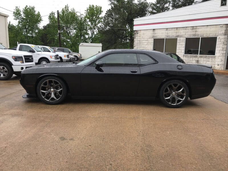 2015 Dodge Challenger for sale at Northwood Auto Sales in Northport AL