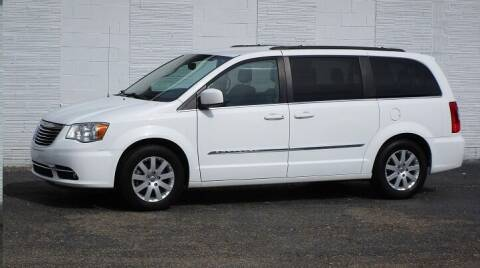 2016 Chrysler Town and Country for sale at Kohmann Motors & Mowers in Minerva OH