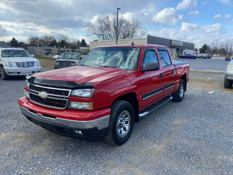 2006 Chevrolet Silverado 1500 for sale at US5 Auto Sales in Shippensburg PA