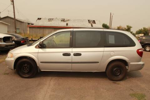 2004 Dodge Grand Caravan for sale at Epic Auto in Idaho Falls ID