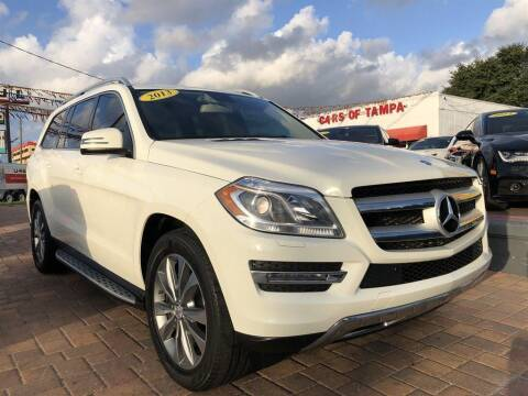 2013 Mercedes-Benz GL-Class for sale at Cars of Tampa in Tampa FL
