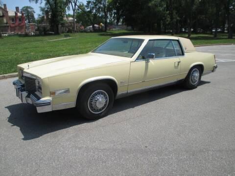1979 Cadillac Eldorado for sale at RENNSPORT Kansas City in Kansas City MO