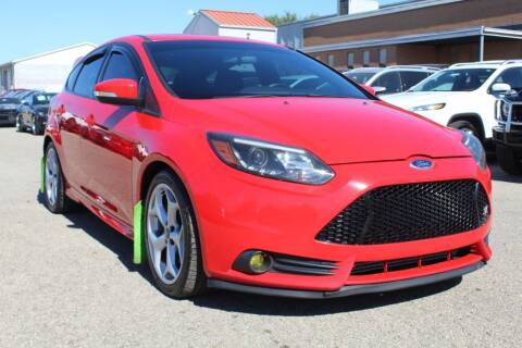2014 Ford Focus for sale at SHAFER AUTO GROUP in Columbus OH