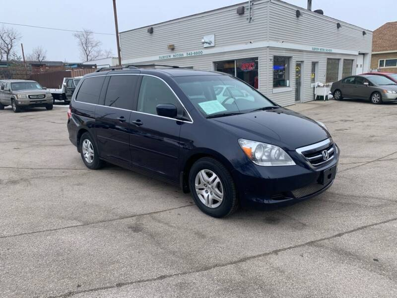 2007 Honda Odyssey for sale at Fairview Motors in West Allis WI