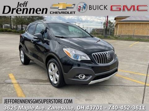 2015 Buick Encore for sale at Jeff Drennen GM Superstore in Zanesville OH