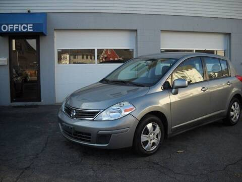 2012 Nissan Versa for sale at Best Wheels Imports in Johnston RI