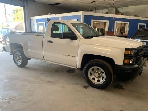2014 Chevrolet Silverado 1500 for sale at Ricky Auto Sales in Houston TX