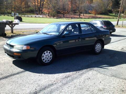 1996 Toyota Camry for sale at On The Road Again Auto Sales in Lake Ariel PA