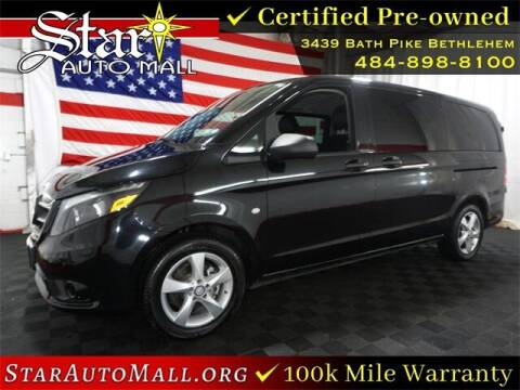 2018 Mercedes-Benz Metris for sale at STAR AUTO MALL 512 in Bethlehem PA