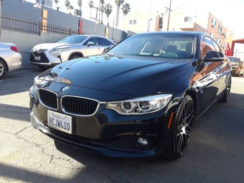 2014 BMW 4 Series for sale at Western Motors Inc in Los Angeles CA