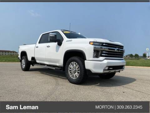2020 Chevrolet Silverado 3500HD for sale at Sam Leman CDJRF Morton in Morton IL