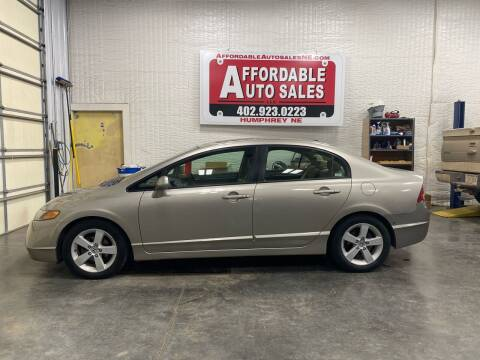 2006 Honda Civic for sale at Affordable Auto Sales in Humphrey NE