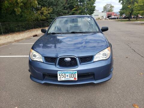 2007 Subaru Impreza for sale at Fleet Automotive LLC in Maplewood MN