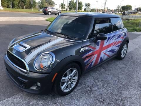 2011 MINI Cooper for sale at Reliable Motor Broker INC in Tampa FL