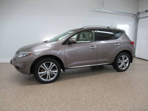 2012 Nissan Murano for sale at HTS Auto Sales in Hudsonville MI