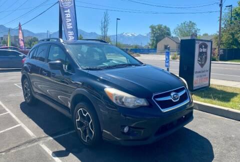 2015 Subaru XV Crosstrek for sale at The Car-Mart in Murray UT