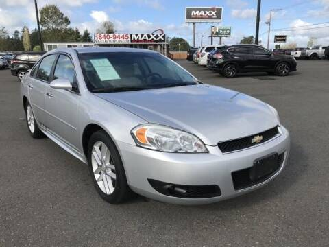 2013 Chevrolet Impala for sale at Maxx Autos Plus in Puyallup WA