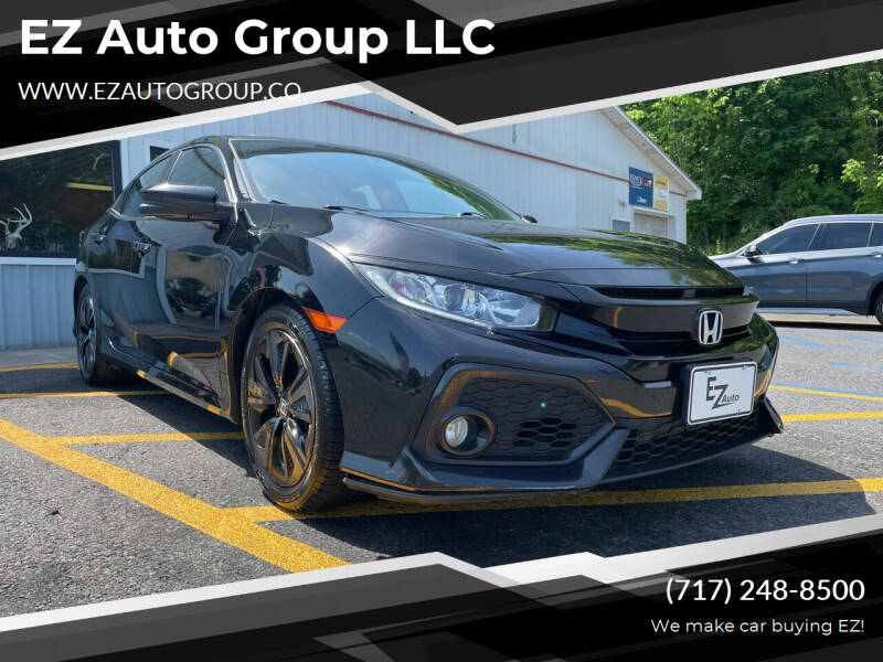2018 Honda Civic for sale at EZ Auto Group LLC in Lewistown PA