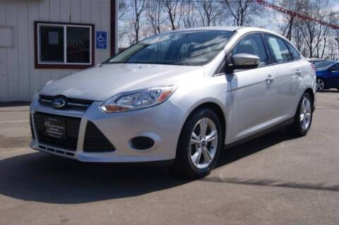 2014 Ford Focus for sale at Dealswithwheels in Inver Grove Heights MN