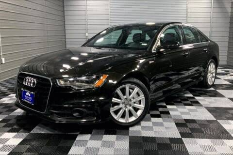 2014 Audi A6 for sale at TRUST AUTO in Sykesville MD