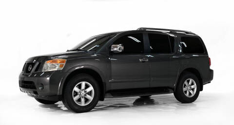 2010 Nissan Armada for sale at Houston Auto Credit in Houston TX