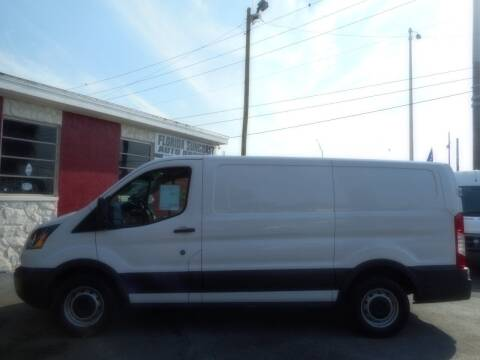 2017 Ford Transit Cargo for sale at Florida Suncoast Auto Brokers in Palm Harbor FL