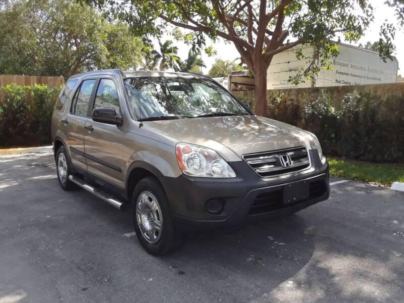 2005 Honda CR-V for sale at Florida Auto Trend in Plantation FL