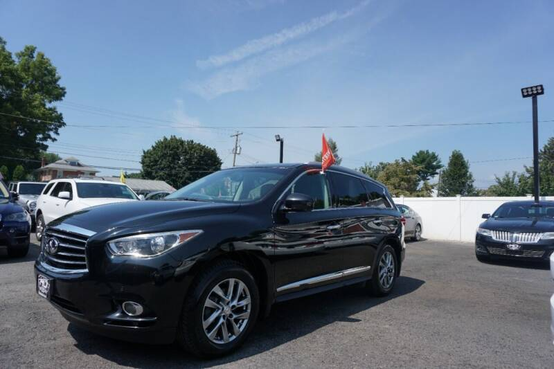 2014 Infiniti QX60 for sale at HD Auto Sales Corp. in Reading PA