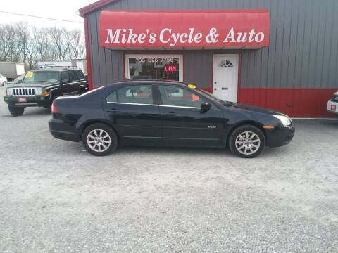 2008 Mercury Milan for sale at MIKE'S CYCLE & AUTO - Mikes Cycle and Auto (Liberty) in Liberty IN