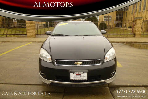 2006 Chevrolet Monte Carlo for sale at A1 Motors Inc in Chicago IL