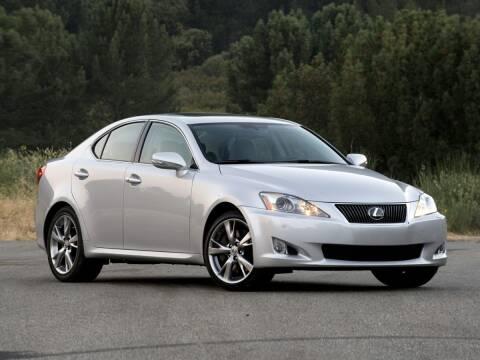 2009 Lexus IS 250 for sale at Bill Gatton Used Cars - BILL GATTON ACURA MAZDA in Johnson City TN