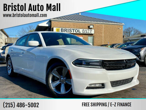 2015 Dodge Charger for sale at Bristol Auto Mall in Levittown PA