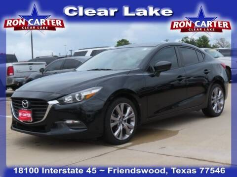 2017 Mazda MAZDA3 for sale at Ron Carter  Clear Lake Used Cars in Houston TX