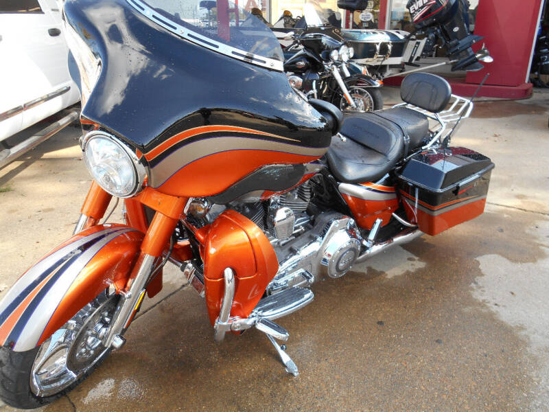 2011 Harley-Davidson Street Glide Screaming Eagle for sale at Arkansas Wholesale Auto Sales in Hot Springs AR