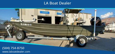 2000 Hanko 20 for sale at LA Boat Dealer - Pontoon Boats in Metairie LA