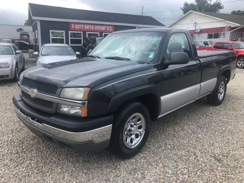 2005 Chevrolet Silverado 1500 for sale at Y City Auto Group in Zanesville OH