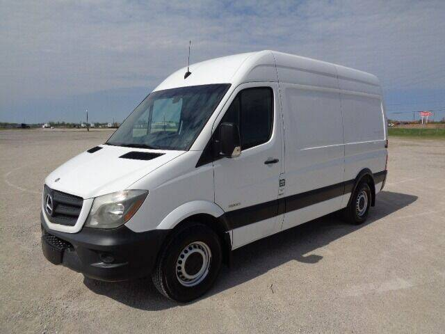 2014 Mercedes-Benz Sprinter Cargo for sale at SLD Enterprises LLC in Sauget IL