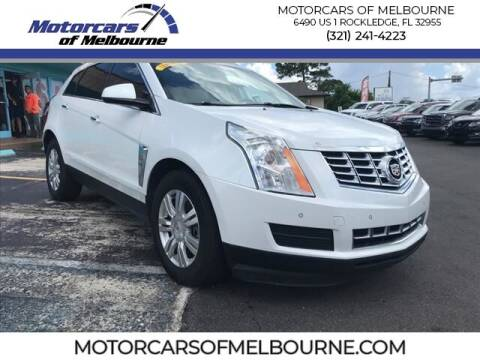 2013 Cadillac SRX for sale at Motorcars of Melbourne in Rockledge FL