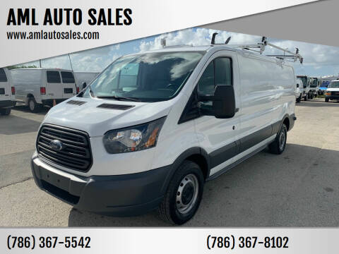 2016 Ford Transit Cargo for sale at AML AUTO SALES - Cargo Vans in Opa-Locka FL