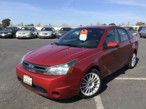 2011 Ford Focus for sale at My Three Sons Auto Sales in Sacramento CA