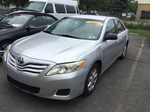 2011 Toyota Camry for sale at Cars 2 Love in Delran NJ