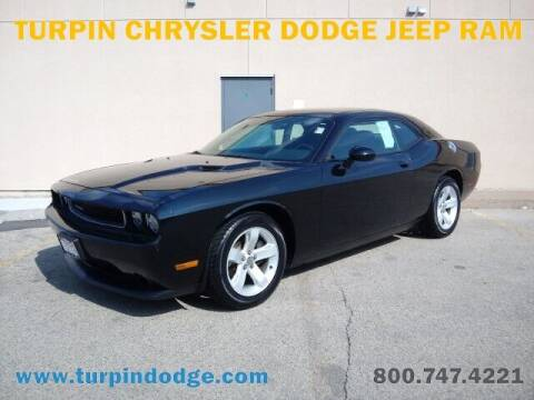2014 Dodge Challenger for sale at Turpin Dodge Chrysler Jeep Ram in Dubuque IA