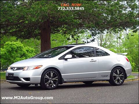 2007 Honda Civic for sale at M2 Auto Group Llc. EAST BRUNSWICK in East Brunswick NJ