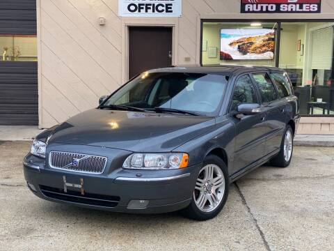 2007 Volvo V70 for sale at Eagle Auto Sales LLC in Holbrook MA