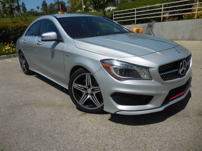 2015 Mercedes-Benz CLA for sale at ARAX AUTO SALES in Tujunga CA