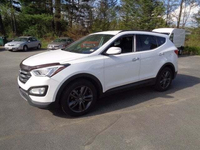 2013 Hyundai Santa Fe Sport for sale at SCHURMAN MOTOR COMPANY in Lancaster NH
