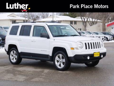 2011 Jeep Patriot for sale at Park Place Motor Cars in Rochester MN