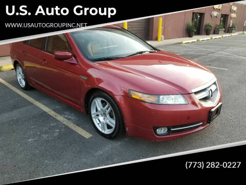 2007 Acura TL for sale at U.S. Auto Group in Chicago IL