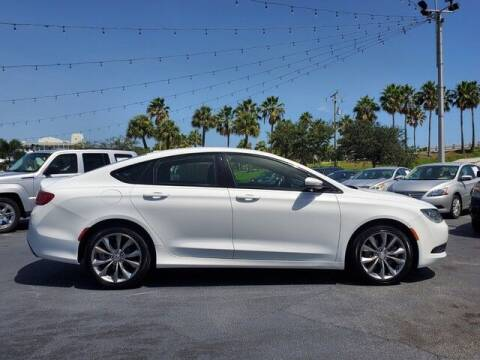 2015 Chrysler 200 for sale at Select Autos Inc in Fort Pierce FL